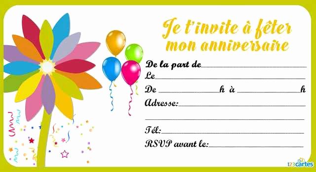 Carte anniversaire gratuite via facebook