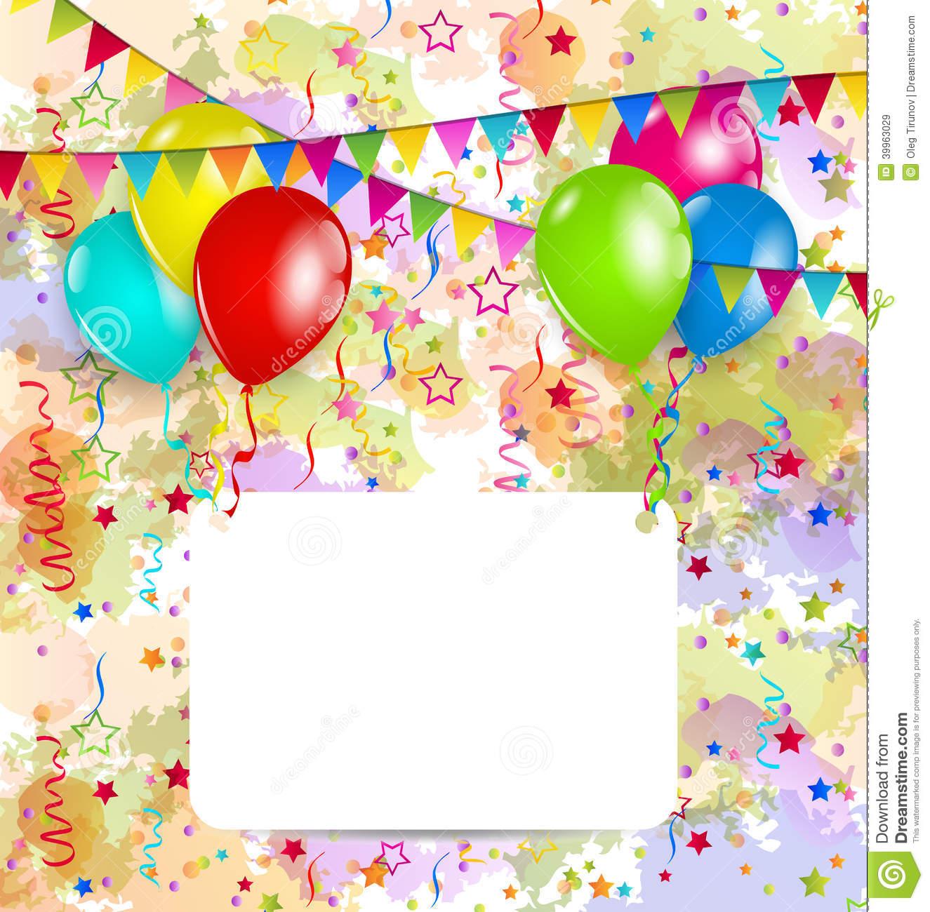 Carte Ballon Anniversaire Elevagequalitetouraine