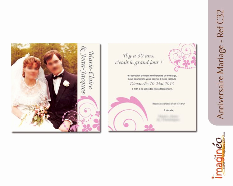 Texte anniversaire 20 ans mariage