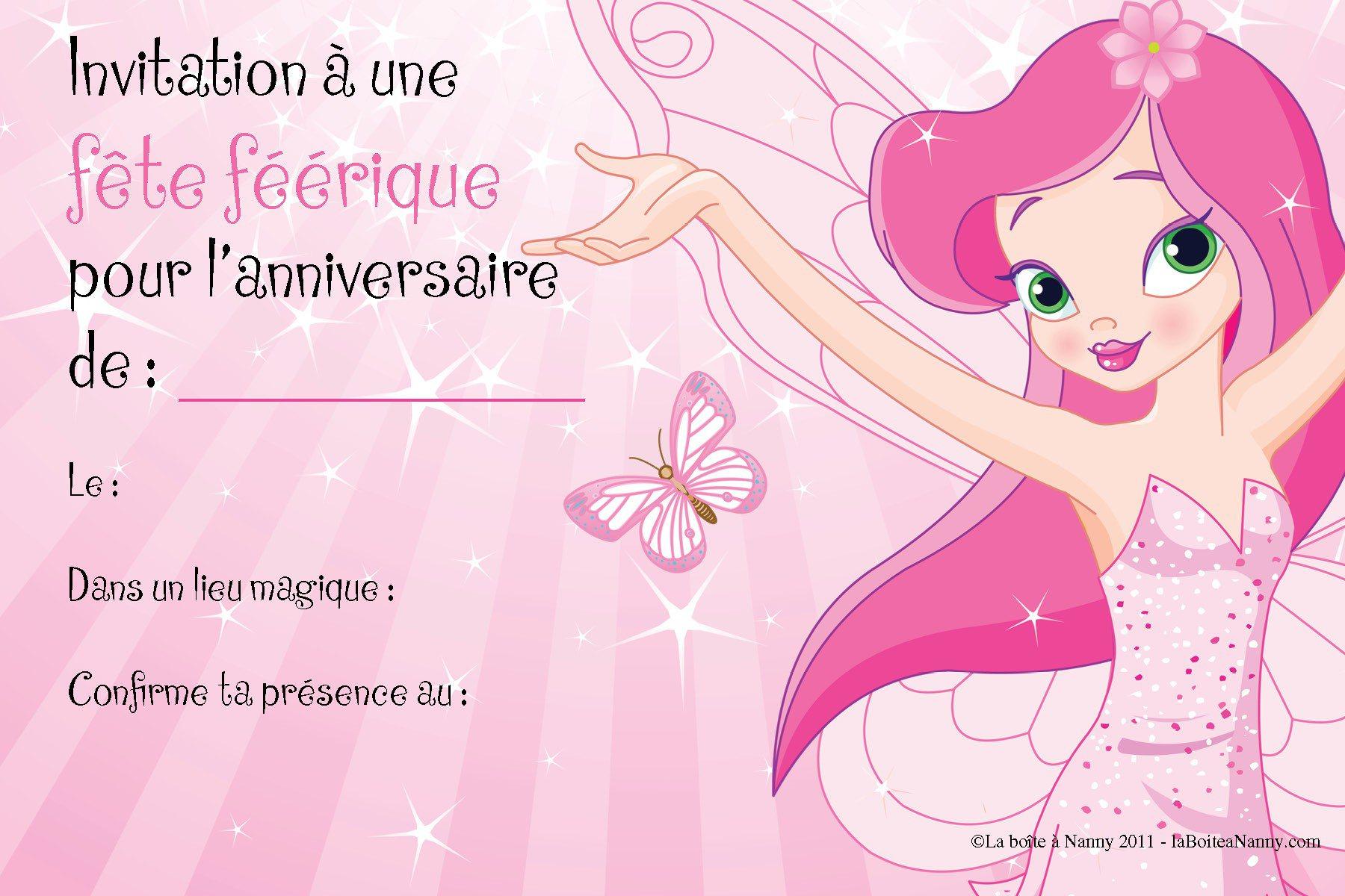 carte anniversaire fille 5 ans Carte anniversaire 5 ans filles   Elevagequalitetouraine