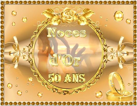 Carte Invitation Anniversaire 50 Ans Mariage Gratuite Imprimer Elevagequalitetouraine