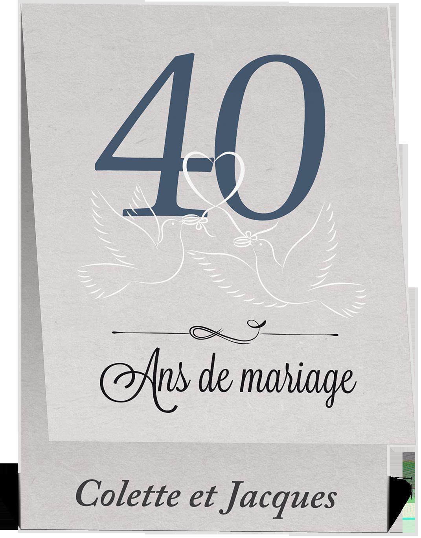 Carte Invitation Anniversaire 40 Ans A Imprimer Elevagequalitetouraine