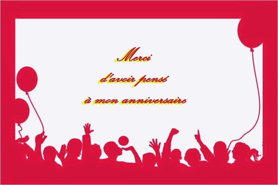 Carte Gratuite Remerciement Anniversaire Elevagequalitetouraine