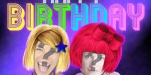 Carte anniversaire virtuelle personnalisable avec photo