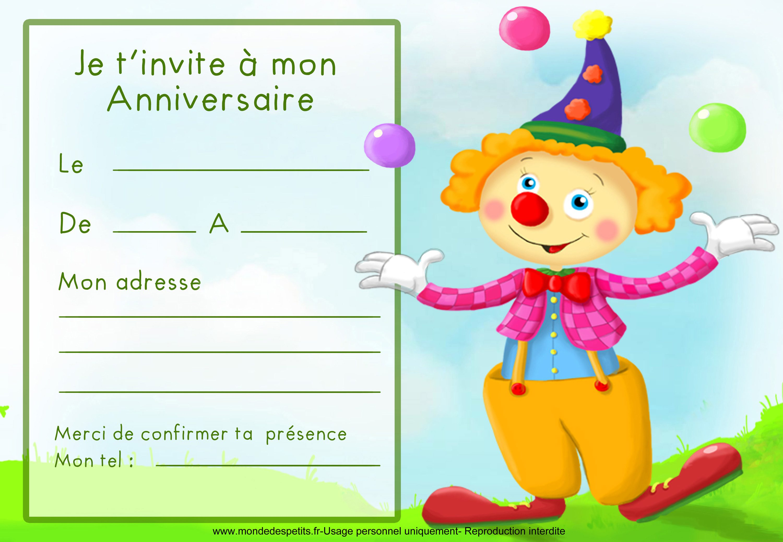 Carte virtuelle anniversaire personnalisable