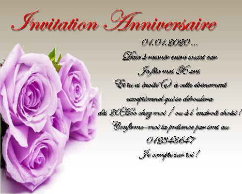 Texte pour invitation anniversaire 11 ans