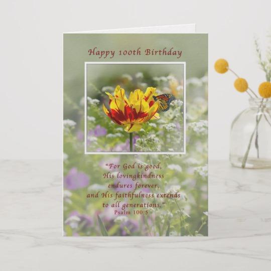 Carte anniversaire religieux
