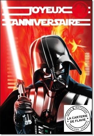 Carte Anniversaire Virtuel Star Wars Elevagequalitetouraine