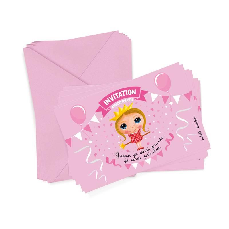 Carte anniversaire marionnette