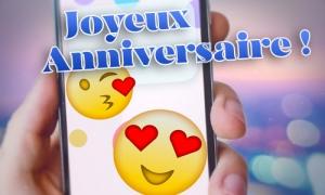 Envoyer carte anniversaire par whatsapp