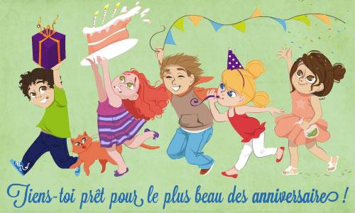Texte pour carte anniversaire garçon 4 ans