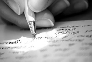 Ecrire un texte pour souhaiter un anniversaire