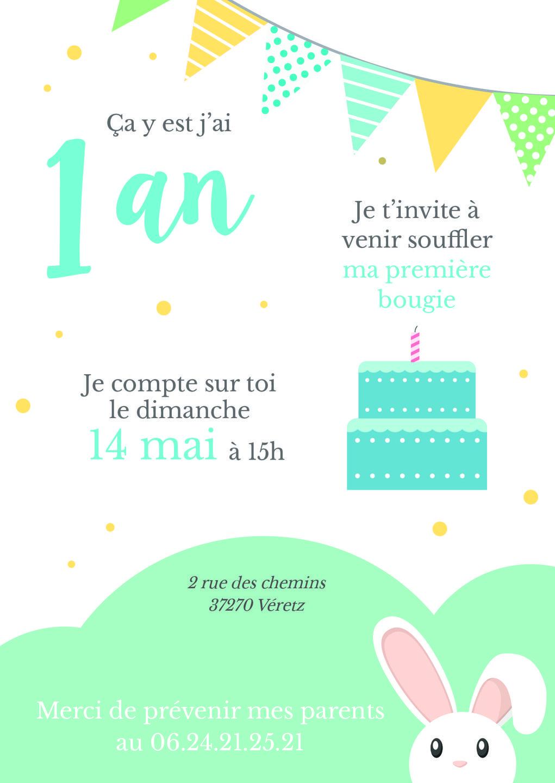 Carte anniversaire a envoyer gratuite