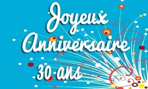 Carte anniversaire gratuite à imprimer 23 ans