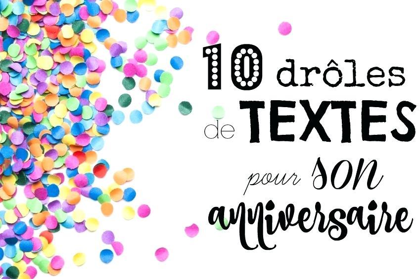 Texte Invitation Anniversaire 18 Ans
