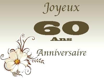 Texte Invitation Anniversaire 60 Ans Maman