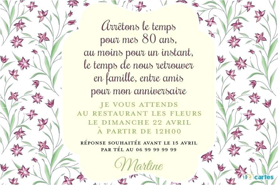 Texte Pour Anniversaire 80 Ans Gratuit Elevagequalitetouraine