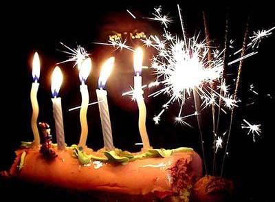 Carte anniversaire animee 40 ans gratuite
