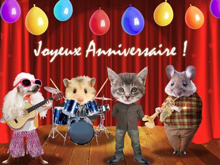 Carte Anniversaire Gratuite Animee Et Musicale Elevagequalitetouraine