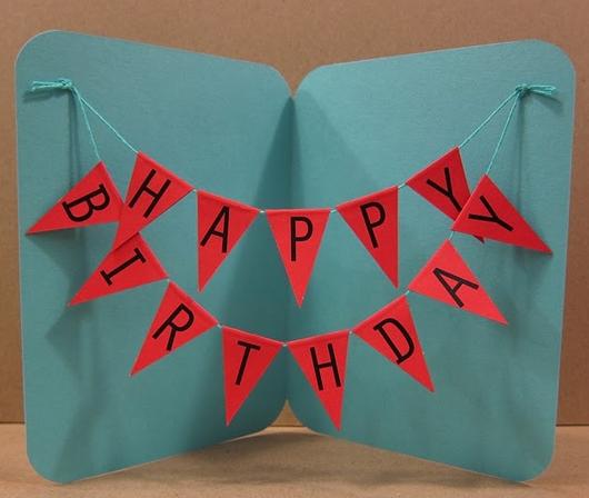 Creer carte anniversaire