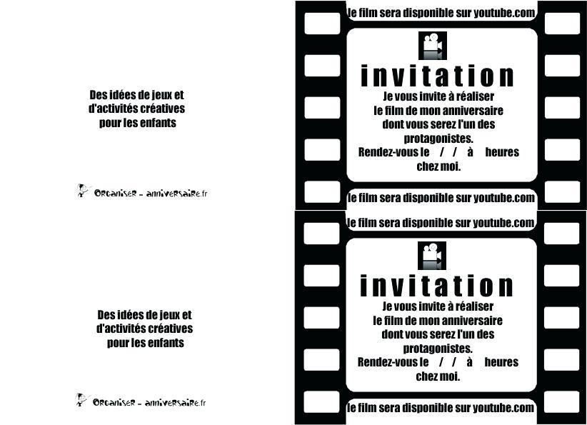 Carte D Invitation Anniversaire Pour 18 Ans Elevagequalitetouraine
