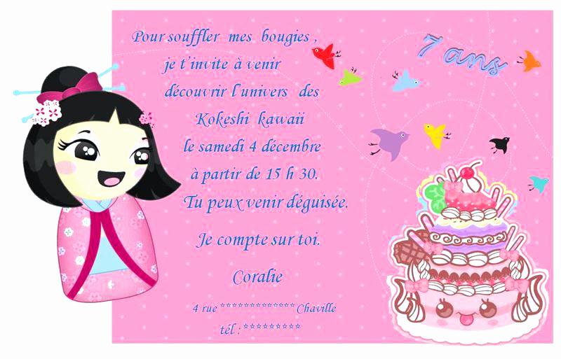 Carte D Anniversaire Pour Une Petite Fille De 9 Ans Elevagequalitetouraine