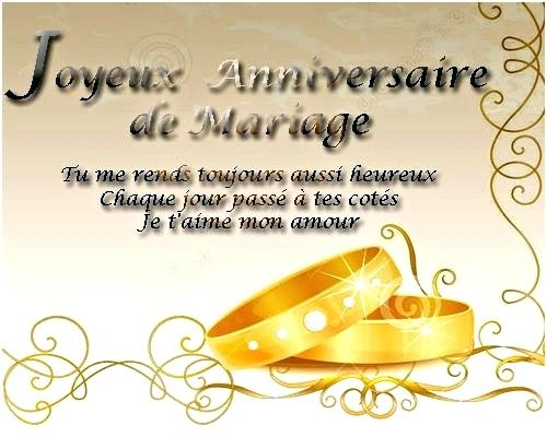 Message pour anniversaire mariage 50 ans