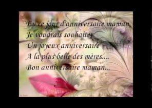 Texte Anniversaire Belle Mere Elevagequalitetouraine