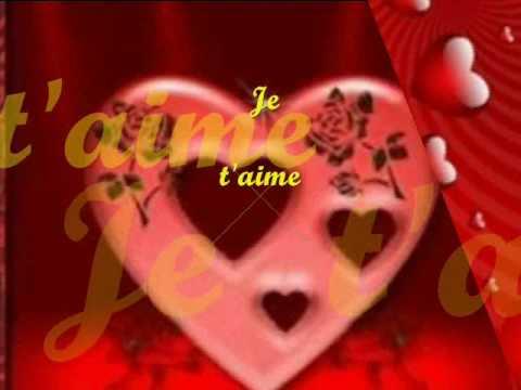 Carte anniversaire romantique animée