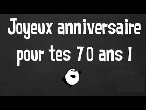 Texte anniversaire frere 70 ans