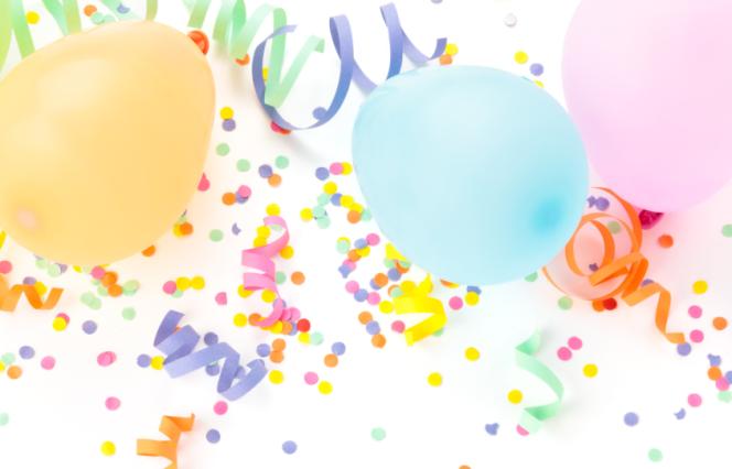 Invitation anniversaire enfant texte