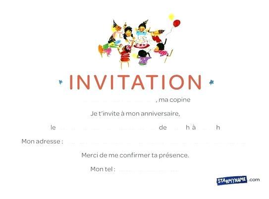 Vista Print Carte Invitation Anniversaire Elevagequalitetouraine