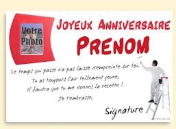 Carte Anniversaire A Imprimer Gratuite Pour Homme Elevagequalitetouraine