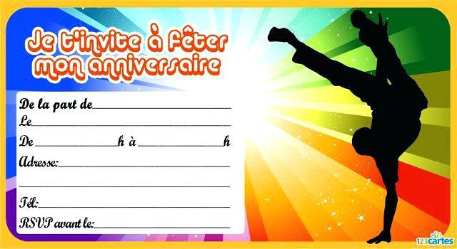 Carte anniversaire garçon 11 ans