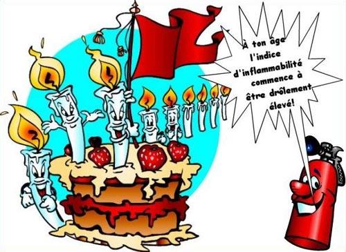 Carte anniversaire pour un pompier