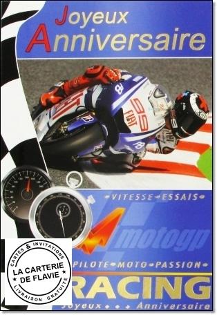 Carte Anniversaire Moto Gratuite Elevagequalitetouraine