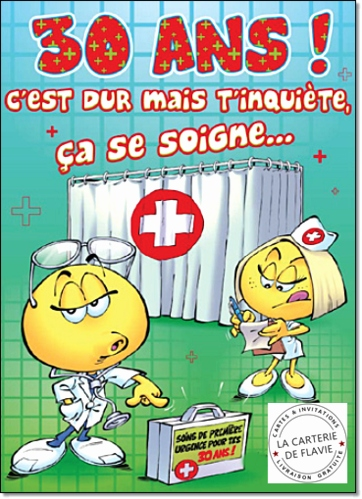 Carte Anniversaire 30 Ans Homme Humour Elevagequalitetouraine
