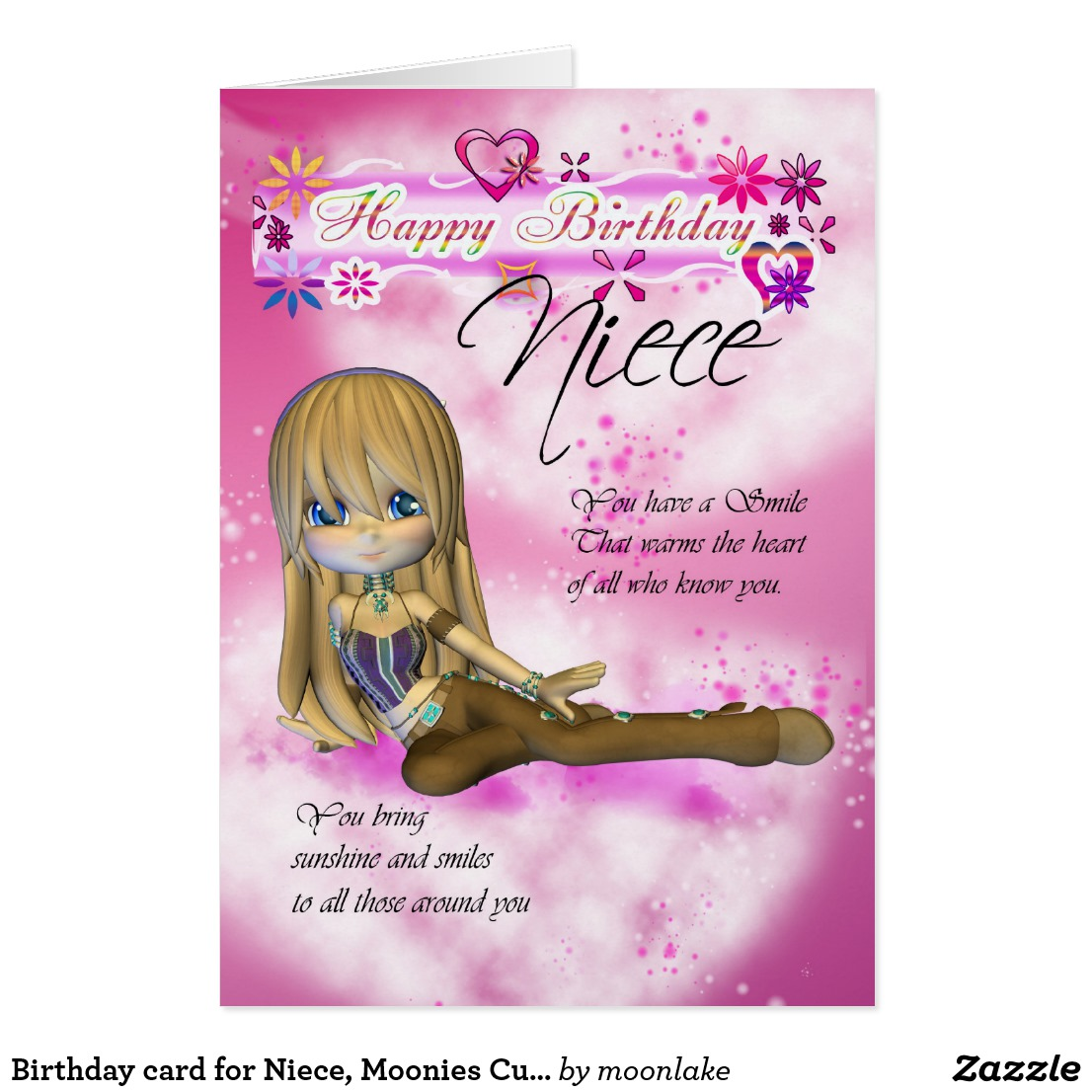 Texte d anniversaire pour une niece