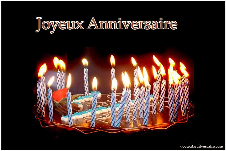 Carte joyeux anniversaire humour facebook
