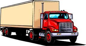Carte anniversaire camionneur