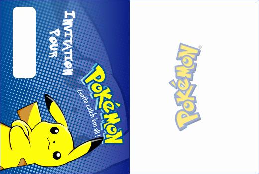 Carte Anniversaire Pokémon Gratuite Imprimer