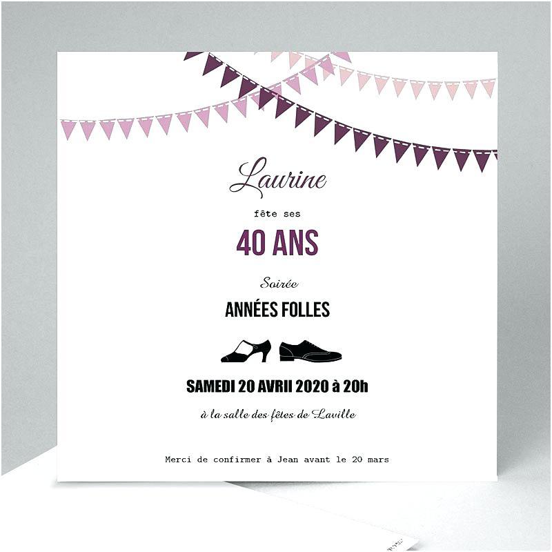 Texte invitation anniversaire 30 ans surprise