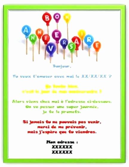 Idée texte invitation anniversaire 40 ans femme