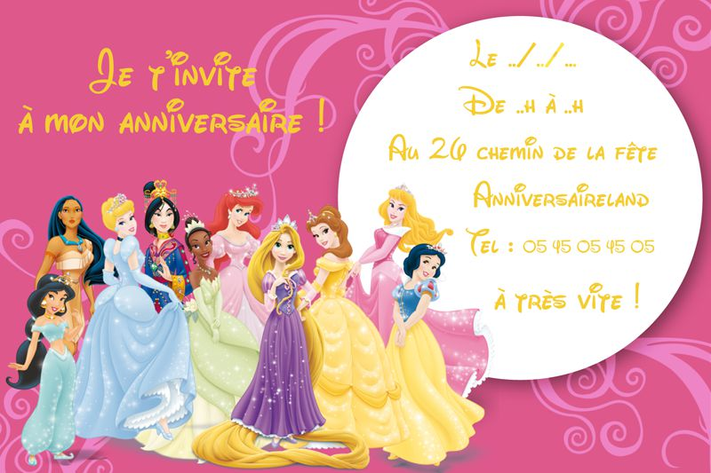 Carte d'invitation anniversaire neymar