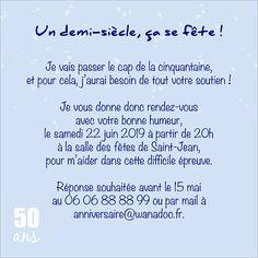 Texte Anniversaire 50 Ans Gendre Elevagequalitetouraine