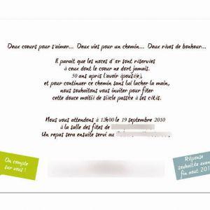 Texte invitation rigolote pour anniversaire