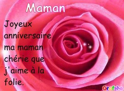 Carte Joyeux Anniversaire Maman Gratuite A Imprimer Elevagequalitetouraine