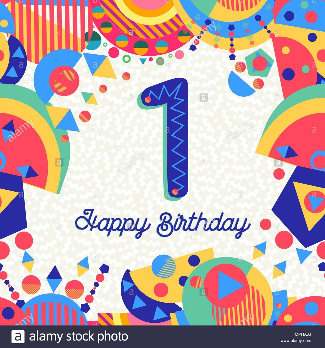 Texte joyeux premier anniversaire