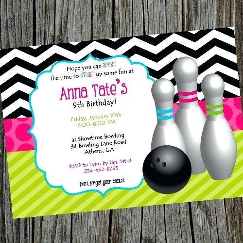 Carte anniversaire bowling et laser game