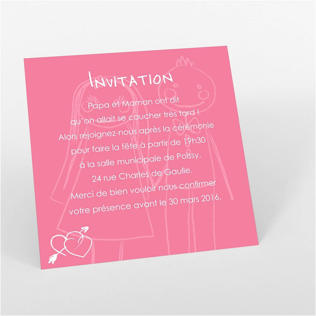 Texte invitation anniversaire au travail